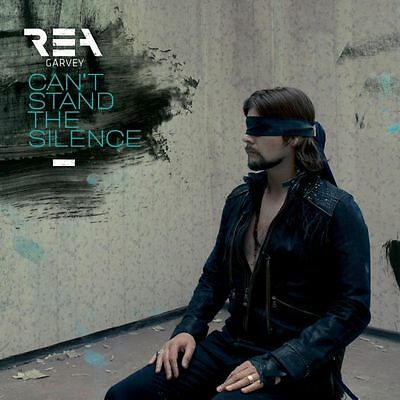 Cant Stand The Silence von Rea Garvey (2011) CD Box Set Album 11 Songs Neu OVP