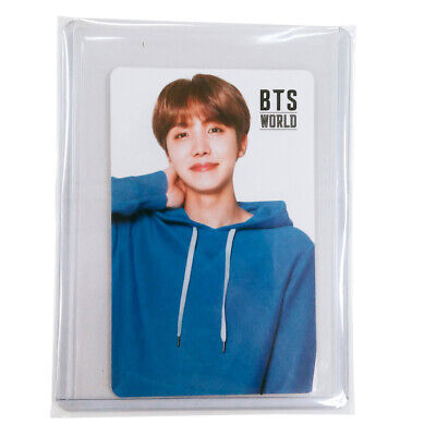 BTS WORLD OST - J-Hope Double Sided Photocard Photo Card +Store Gifts+Tracking