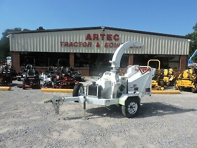 2012 Altec Dc610 Wood Chipper - Good Condition - Watch Video - Only 924 Hours!!