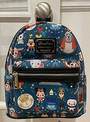 NEW WITH TAGS! Loungefly Disney Parks Minis Mini Backpack!