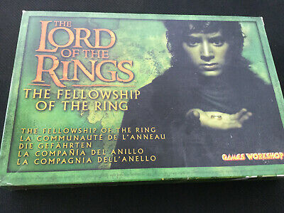 Fellowship of the Ring for Lord of the Rings Strategy Battle Game