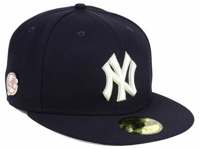new styles fb5e5 557e0 New York Yankees Mlb Pintastic Metal Logo Pin New Era 59 Fifty Fitted Hat  Nwt