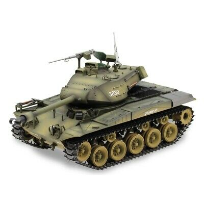 1/16 Torro U.S M41 Walker Bulldog RC Tank Airsoft 2.4GHz Hobby Edition Green
