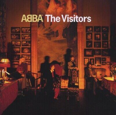 ABBA - The Visitors, 1 Audio-CD + 1 DVD (Deluxe Edition Jewel Case)