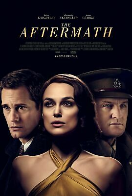 The Aftermath (DVD 2019) - Free Shipping