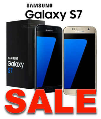 Samsung Galaxy S7 S6 S5 (T-Mobile AT&T) 32/16GB GSM UNLOCKED LTE Smartphones