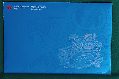 1999 Canada Prooflike PL set - Nunavut variety - org. envelope and certificate