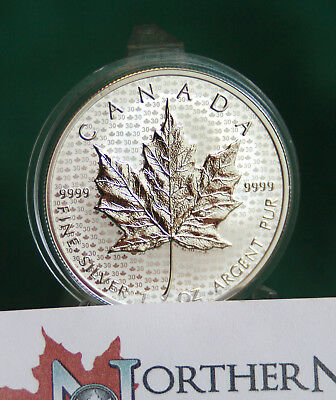 2018 CANADA $5 Canada 30th anniversary of SML - Modified reverse proof finish