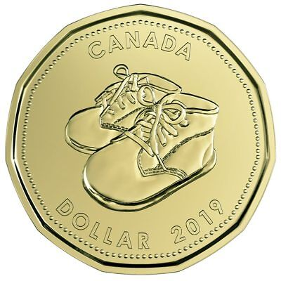2019 Canada Uncirculated Baby gift set - IN STOCK - special dollar coin