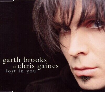 GARTH AS CHRIS GAINS BROOKS - Lost in You