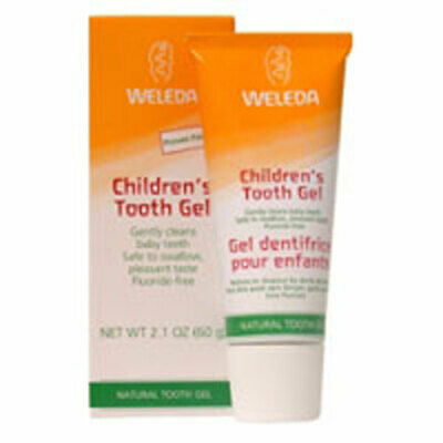 Children's Tooth Gel 1.78 Oz by Weleda