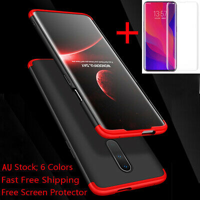360° Full Body Shockproof Heavy Duty Bumper Case Tough Cover For Oneplus 7 Pro