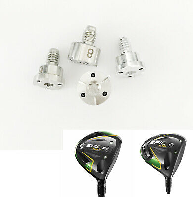 1x/4x Golf Weight for 2019 Callaway EPIC Flash Driver Fairway Wood Tour Issu FW