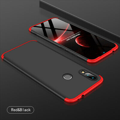 360° Full Shockproof Heavy Duty Bumper Case Tough Cover For Xiaomi Redmi Note 7