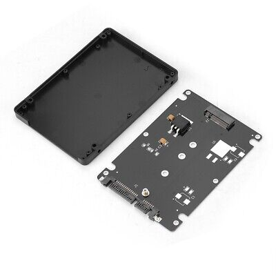 M.2 PCI-E NGFF SSD Solid State Drive to 2.5 Inch SATA3 Riser Adapter Card GF SPM
