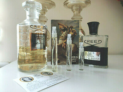 Creed Aventus - Eau Du Parfum edp Probe Authentisch 5ml 6ml 10ml 12ml 15 ml