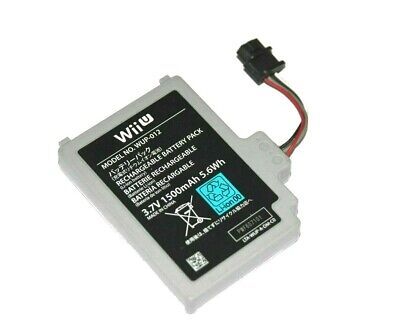 Nintendo Wii U Gamepad Controller WUP-012 WUP-002 1500mAh BATTERY Replacement