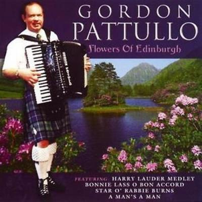 Gordon Pattullo : Flowers of Edinburgh CD (2003) E0385