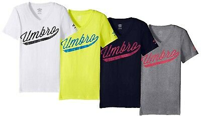 Color Options Umbro Youth Girls Logo Climate Short Sleeve Tee
