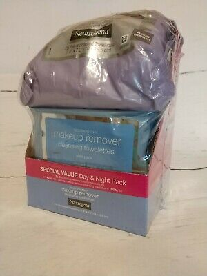 Neutrogena makeup remover cleansing towelettes Day And Night Pack