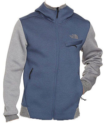 475ff20f4 THE NORTH FACE Men's Thermal 3D Full Zip Jacket, Shady Blue Heather ...