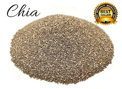 Chia Seeds, Organic, Detox, Weight Loss Superfood, Dessert, Healthy Food