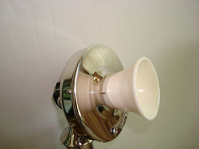 Western Electric candlestick telephone wood wall telephone Ivory mouthpiece