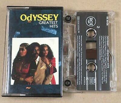 Odyssey 'Greatest Hits/Very Best of' Cassette Tape Album TESTED