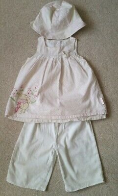 Disney Winnie The Pooh Lovely girls summer outfit Age 9-12 Months