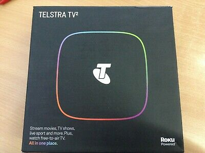 #760 Telstra Tv2 4700Tl  Powered By Roku