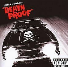 Quentin Tarantino's Death Proof by Ost, Various | CD | condition acceptable