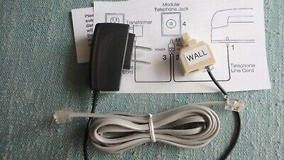 Dial Light Transformer Adapter Kit For Western Electric Princess Telephone