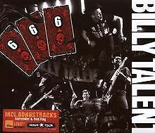 666 Live (CD + DVD) by Billy Talent | CD | condition acceptable