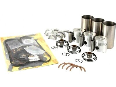 Engine Overhaul Kit Fits Some Fiat 450 466 470 Tractors.