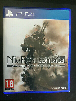 Nier: Automata. Game of the Yorha Edition PS4