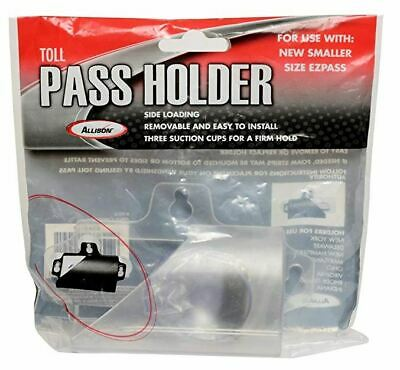 NEW SEALED Allison MINI EZ-Pass Electronic Toll Pass Holder Clip -  i-Zoom i-Pas