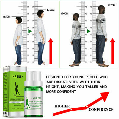 HEIGHT GROWTH GROWTHMAX Plus 4 Month Course Grow Pill Taller