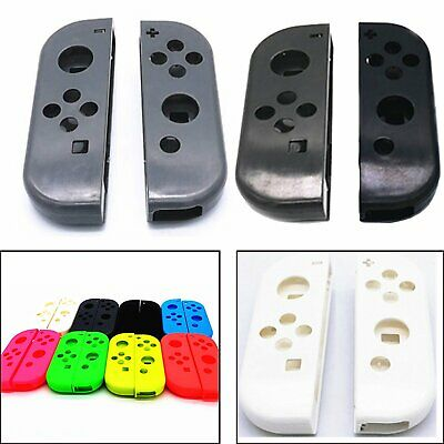 Plastic Housing Shell Case Cover Replace for NS Switch Joy-Con Handle Controller