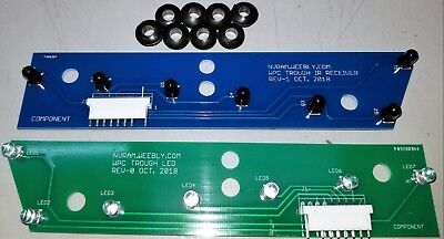 WPC Trough Opto Board Set A-18617 & A-18618