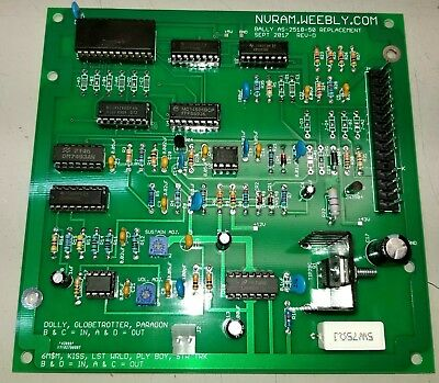 NEW Bally Sound Board AS-2518-32 / AS-2518-50