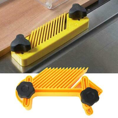 2Double Featherboard Multi Purposes Feather Loc Board Fit Table Saw Router Miter