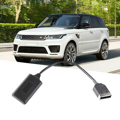 Car Stereo For Bluetooth Wireless AUX Adapter For Land Rover Range Rover (10-12)