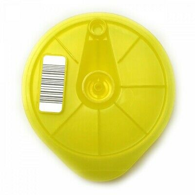 Yellow Cleaning Service Disc For Tassimo Bosch Braun Fidelia Suny Vivy 621101