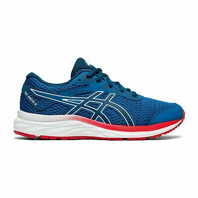 Asics Kids Gel Excite 6 Juniors Road Running Shoes Low Top Trainers Lace Up