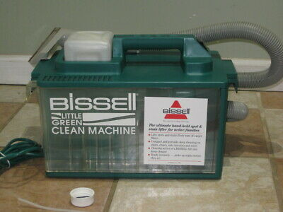 Bissell Little Green Clean Machine Compact Portable Deep Cleaning System 1653-2