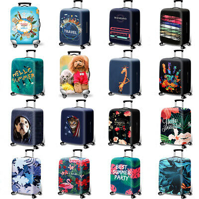 "Luggage Cover Protective Suitcase Cover Dust Proof Protector Case Bag 18"" - 32"""