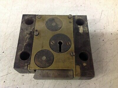 chatwood  invinceable safe lock rare