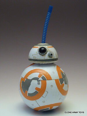 NEW BB-8 Sipper Cup Disney Parks World Disneyland Star Wars The Force Awakens