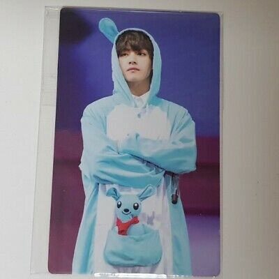 BTS 4Th Muster Happy Ever After Official Photo Card Only V(Jungkook)