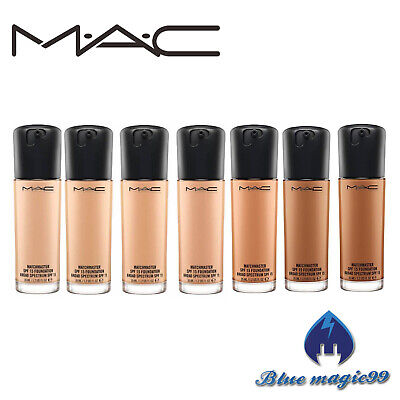 NEW MAC Matchmaster SPF 15 Foundation (VARIOUS SHADES) 35ml. Full Size.